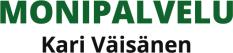 Monipalvelu Kari Väisänen logo